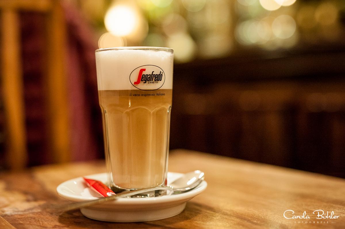 caffe-latte macchiato