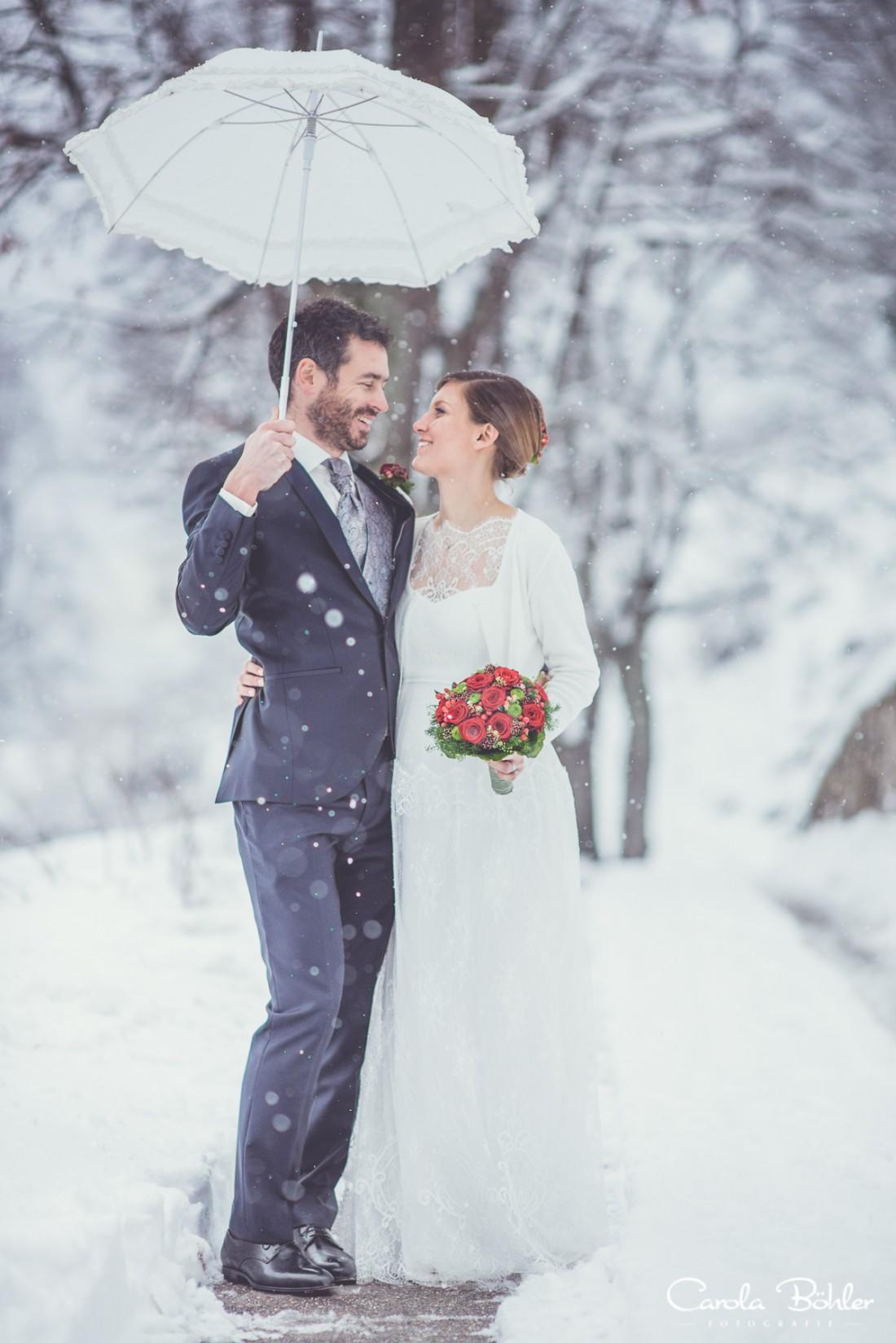 Carola Böhler Fotografie | Hochzeit im Schnee – Schloss Eberstein ...